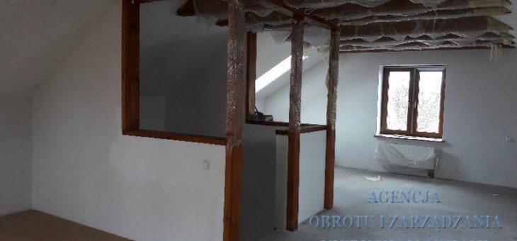 Dom w stanie deweloperskim – super lokalizacja os. Piastowskie