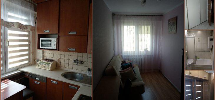 Mieszkanie trzy pokojowe – wolne od zaraz !