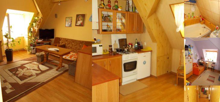 Mieszkanie 3 pokoje, garaż – wolne od zaraz !