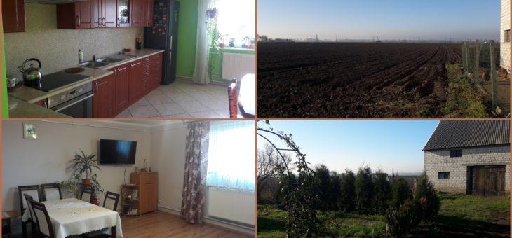 Gospodarstwo rolne w okolicach Inowrocławia