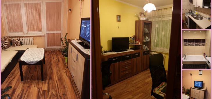 Zamiana 2 pokoje na 3 pokoje os. Toruńskie