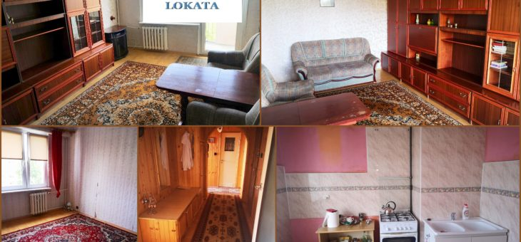 Mieszkanie dwupokojowe wolne od zaraz