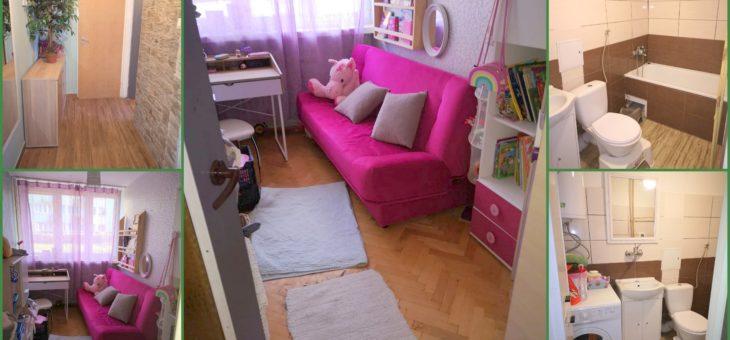 Mieszkanie dwupokojowe w Solankach